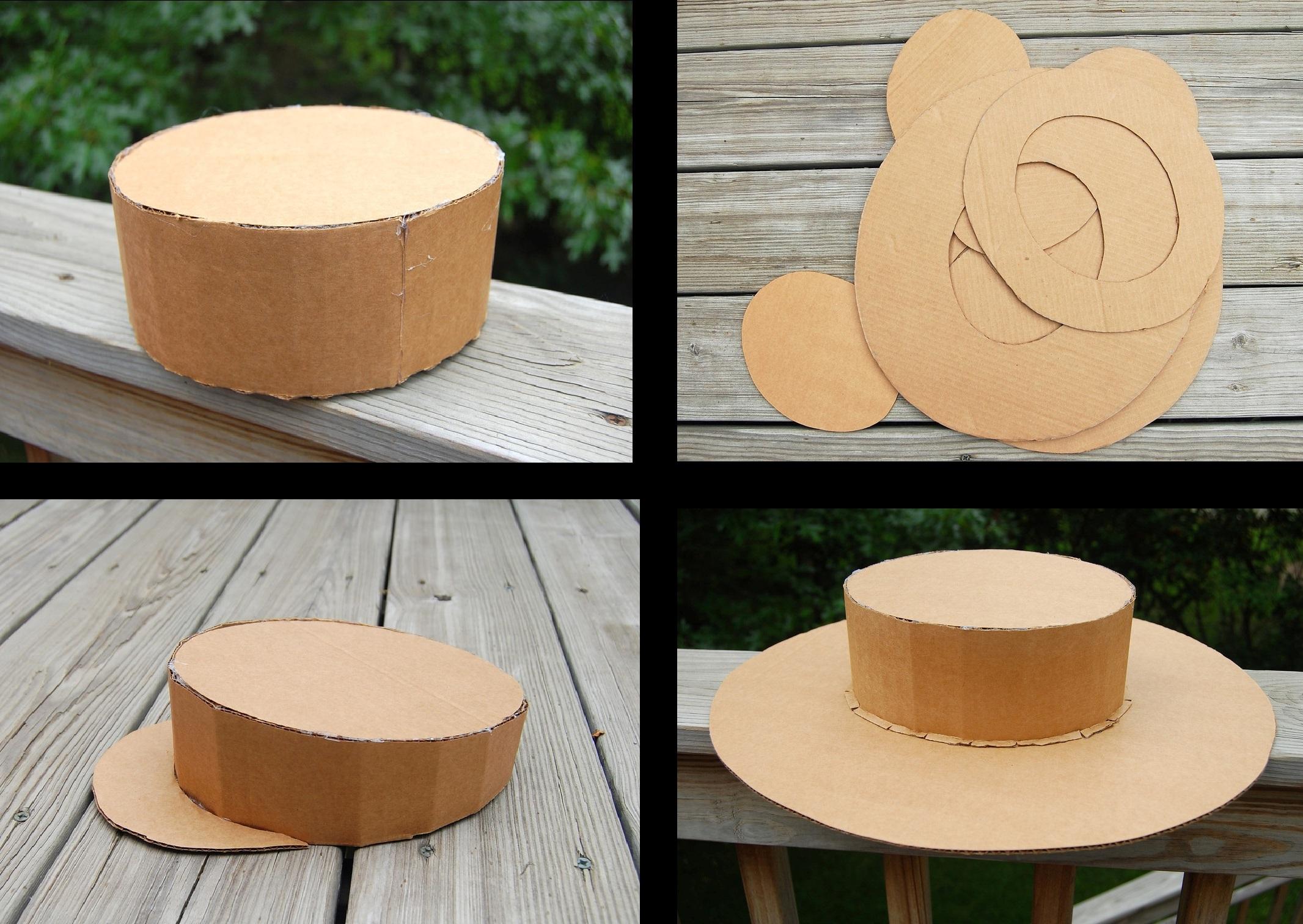 Как сделать круглую коробочку любого размера Ярмарка Мастеров 99