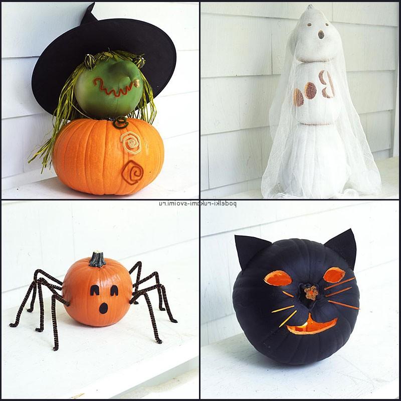 Поделки на хэллоуин своими руками в домашних условиях 63