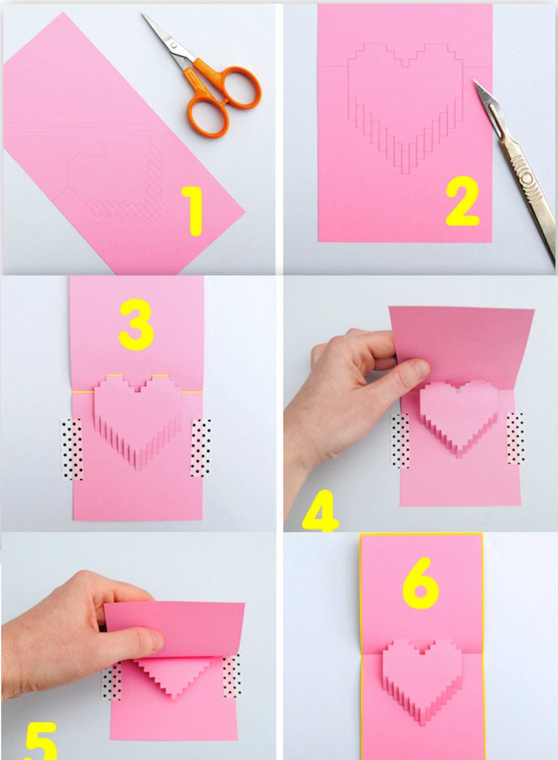 Как сделать своими руками открытка для учителя