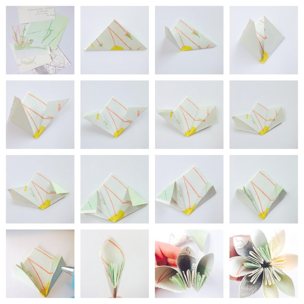 Подарки из бумаги своими руками поэтапно